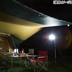 コールマン(Coleman)ミレニアLEDキャンプサイトランタン2000022276【ランタンLED電池防災】