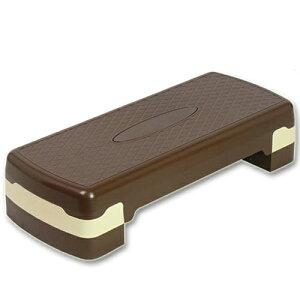 エクササイズステップ チョコレート ステッパー ステップ ジョギング ダイエット ブラウン