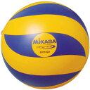 ミカサ MIKASA ソフトバレーボール SOFT30G 黄/青