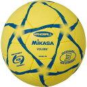 MIKASA(ミカサ) ハンドボール 練習球3号 屋外用練習球 HP303-YB 【ハンドボール 3号 男子用】
