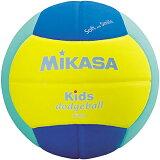 ミカサ MIKASA ドッジボール スマイルドッジボール2号 キッズ用 SD20-YLG 【 ドッジボール 2号 小学生用 】【RCP】