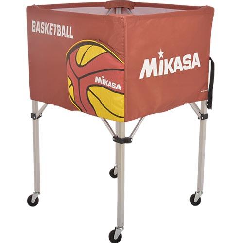 ミカサ MIKASA ボールカゴバスケットボール BC-SP-H BB