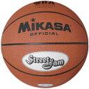 MIKASA(ミカサ) バスケットボール 検定球5号 ゴム B5JMR-BR 【バスケットボール 5号 小学生 ミニバス】