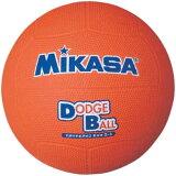ミカサ MIKASA 教育用ドッジボール3号 D3 O 【 ドッジボール 3号 小学生用 】【RCP】