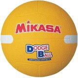 ミカサ MIKASA 教育用白線入ドッジボール3号 D3W Y 【 ドッジボール 3号 小学生用 】【RCP】【PNT5】