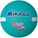 ミカサ MIKASA 教育用白線入ドッジボール3号 D3W G 【 ドッジボール 3号 小学生用 】【PNT5】