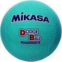 MIKASA(ミカサ) 教育用ドッジボール2号 D2 G 【ドッヂボール 2号 小学生用】