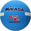 ミカサ MIKASA 教育用白線入ドッジボール2号 D2W BL