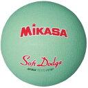 ミカサ MIKASA ソフトドッジボール2号 STD-2R G