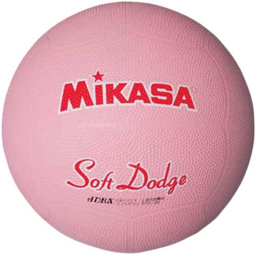 ミカサ MIKASA ソフトドッジボール2号 STD-2R P