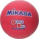 MIKASA(ミカサ) 教育用ドッジボール1号 D1 R 【ドッヂボール 1号 小学生用】