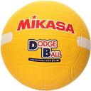 MIKASA(ミカサ) 教育用白線入ドッジボール1号 D1W Y 【ドッヂボール 1号 小学生用】