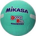 MIKASA ミカサ 教育用白線入ドッジボール1号 D1W G