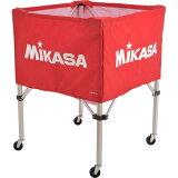 【】 ミカサ MIKASA ボールカゴ フレーム?幕体?キャリーケース3点セット BC-SP-S R 【 ボールカゴ ボールケース 】【RCP】