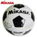 ミカサ MIKASA サッカーボール5号検定球 手縫い 亀甲型 白 黒 SVC50VL-WBK 【 一般 大学 高校 中学生用 】
