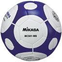 ミカサ(MIKASA) サッカーボール 検定球5号 MC501-WB 【サッカー 5号球 亀甲タイプ 一般・大学・高校・中学校用】