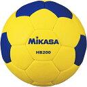 ミカサ MIKASA ハンドボール 検定球 屋外用 黄/青 HB200