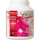 ファインラボ FINAL EAA+HMB 400g 【 アミノ酸サプリメント パウダー 筋力系M 運動中 運動後 】