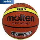 モルテン molten ジウジアーロラバーバスケットボール5号球 BGR5MY