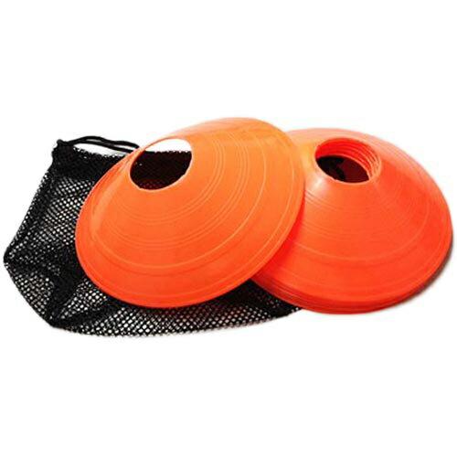 ジオスポーツトレーニング マーカーコーン 10PS オレンジ TS-002