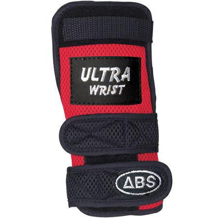 アメリカン ボウリング サービス ABS ウルトラリスト レッド/ブラック RD/BK