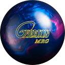 ABS(アメリカン ボウリング サービス) ジャイレーション(GYRATION) MRG ブルー/ブラック/ピンク 【ボウリング ボール ボーリング】