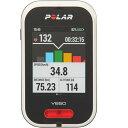 【送料無料】ポラール(polar) サイクルコンピューター V650 HR (GPS内蔵・心拍センサー付) 日本語対応 / 日本正規品 90050535 【ロードバイク TTバイク...