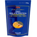 エムピーエヌ(MPN) 100%アイソレート・プロテイン(100% ISOLATE PROTEIN) トロピカルパンチ味 1.6kg 380133 【WPI 高品質 タンパク質 トレーニング ホエイ】