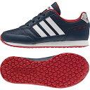 アディダス(adidas) NEO アディダスネオ キッズスニーカー ネオスウィッチ NEOSWITCH VS K カレッジネイビー/ランニングホワイト/レッド AW4823 【スニーカー ジュニア・子供 運動靴 シューズ 靴】