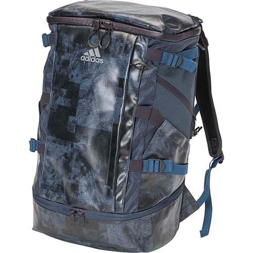 【送料無料】アディダス(adidas) SHIELD バックパック 30L ユーティリティブルー F16 BJY28 AZ2447 【サッカー フットサル バッグ かばん リュック】【P10】