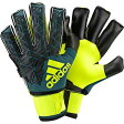 【送料無料】アディダス(adidas) ACE TRANS ウルティメイト テックグリーン F16/ブラック/ソーラーイエロー BPG71 AP6990 【サッカー ゴールキーパーグローブ GK 手袋】【coupon8】
