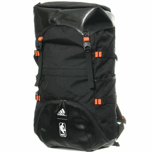 【送料無料】アディダス(adidas) NBA バックパック ブラック/ホワイト BVD62 B43170 NS 【バスケットボール バッグ 鞄 NBA】