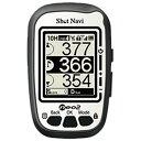 【送料無料】ショットナビ(SHOT NAVI) NEO-2 GPS ゴルフナビ ホワイト 【コンパクト 距離測定 ナビゲーション】