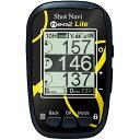 【送料無料】ショットナビ(SHOT NAVI) NEO-2 LITE GPS ゴルフナビ ブラック/イエロー 【コンパクト 距離測定 ナビゲーション】