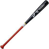 アシックス asics 硬式野球 木製バット GRAND ROAD グランドロード ブラック×レッド 3121A267 002の画像