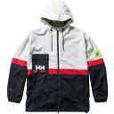 ヘリーハンセン HELLY HANSEN メンズ フォーミュラージップインジップウィンドジャケット Formula ZIZ Wind Jacket ホワイト HH12030 W