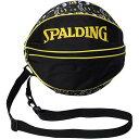 スポルディング SPALDING バスケ ボールバッグ BATMAN LOGO ブラック 49-001BML