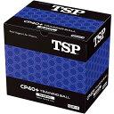 ティーエスピー TSP 卓球 ボール CP40+ トレーニングボール 10 ダース入り 010071