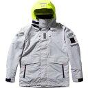 ヘリーハンセン HELLY HANSEN メンズ レディース セーリングウェア オーシャンフレイジャケット OCEAN FREY JACKET ホワイト HH11990 W
