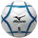 11/19 10:00-11/22 9:59迄エントリーでポイント5倍 ミズノ(MIZUNO) サッカーボール5号 12OS32027 【サッカーボール】