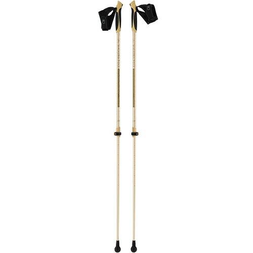 カワセ KAWASE ウォーキングポール GD ゴールド×ブラック IMC-150B