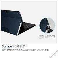 ESRMicrosoftSurfacePro3ケース手帳型、SurfacePro3カバー12インチ横開きPUレザーケース・PCかバーハンドル付きクッションスリーブ(MicrosoftChina指定ブランド)インテリジェントシリーズ「メール便未対応」