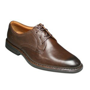 Business shoes (plane toe), DAILY WALK (daily walk) 437C .20334038 (dark brown) of the ACTIVE AIR deployment