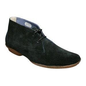 Cowhide suede boots, CAMDEN LOCK (Camden lock) 451C .20333446 (black)