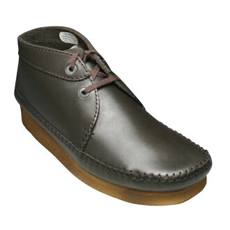 [Clarks] WEAVER BOOT 615C( dark brown) 20341153
