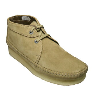 [Clarks] WEAVER BOOT 615C( Oakwood suede) 20341168