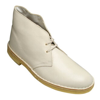 Popular basic goods desert boots, DESERT BOOT, 041C (ivory) of Clarks .203011216