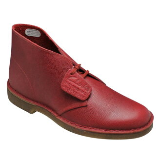 Representative model desert boots DESERT BOOT , 029E( red) 20356343 of [Clarks]