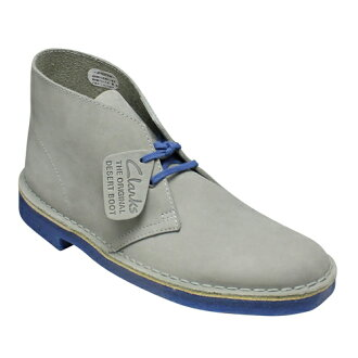 Representative model desert boots DESERT BOOT6 (desert boots 6), 957C (gray) of [Clarks (kulaki)] 20353842 [easy ギフ _ packing]