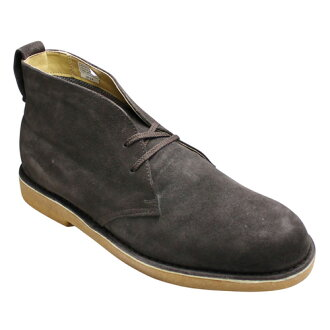 [hiromichi nakano] go to the 4E breadth; and desert boots, HN139H (dark brown velour) of the size